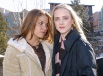Actress / co-writer Nikki Reed and Evan Rachel Wood